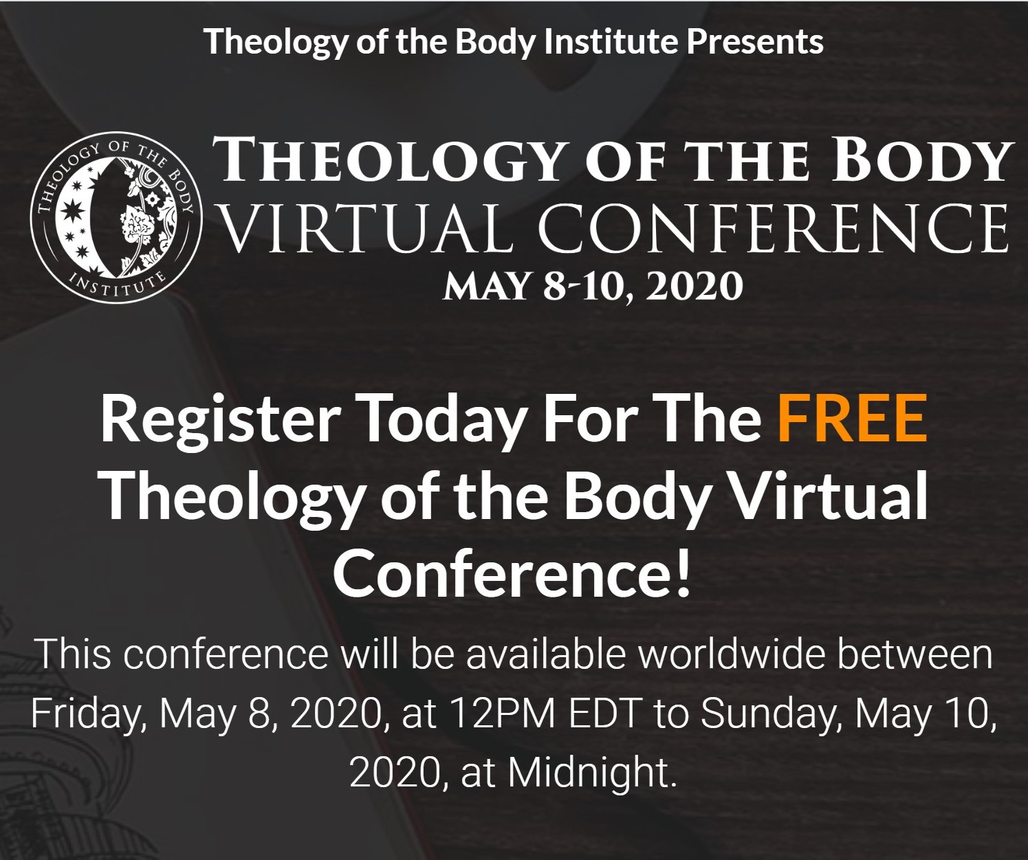 Theology of the Body Virtual Conference